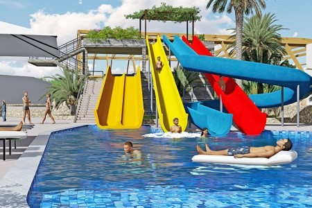 Hotel Shams Safaga - Last Minute a dovolená