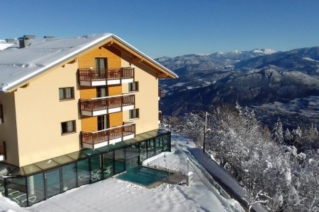 Hotel Monte Bondone Resort, Itálie, Monte Bondone