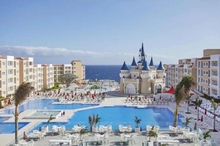 Bahia Principe Fantasia Tenerife - v únoru
