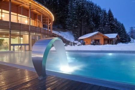 Hotel Leitlhof Dolomiten - v únoru