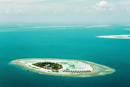 Vakarufalhi Island Resort - v dubnu