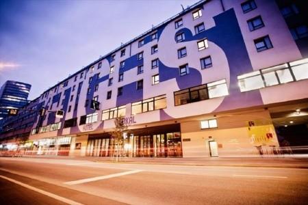 Hotel Zeitgeist Ve Vídni - levně