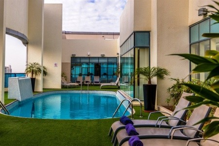 First Central Hotel Suites, Spojené arabské emiráty, Dubai