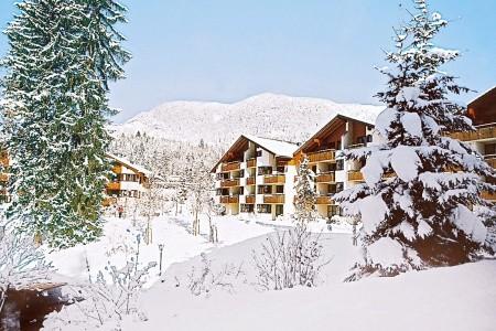 Dorint Sporthotel Garmisch-Partenkirchen - v březnu