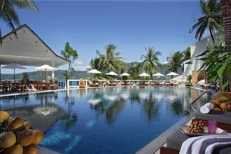 Amari Phuket - v dubnu
