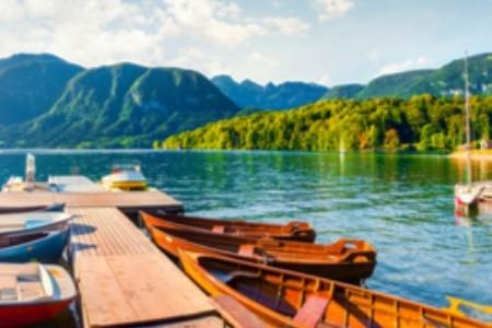 Dovolená u vody: Objevte 8 tajných evropských jezer