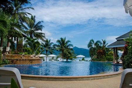 Sunshine Garden, Pattaya, Chai Chet Resort, Ko Chang, Bangkok Palace Hotel, Bangkok