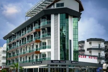 Acar Hotel, Turecko, Alanya