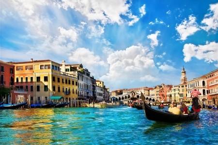 Letmý dotek Benátek - poznávací zájezdy