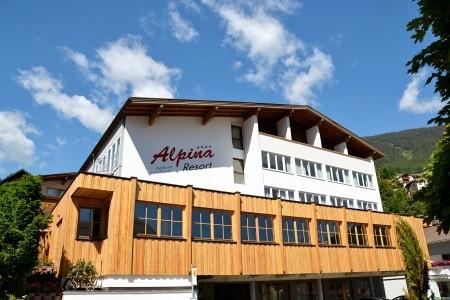 Hotel Alpina Resort Nature & Wellness - v červnu