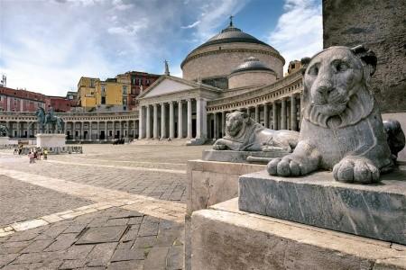 Řím, Neapol, Pompeje, Vesuv - Neapol 2021/2022 | Dovolená Neapol 2021/2022