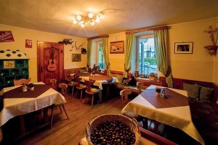 Hotel Gasthof Neuwirt - Luxusní dovolená