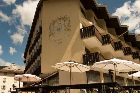 Hotel Moena - v únoru