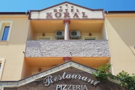 Hotel Koral - dovolená