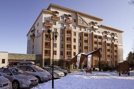 Hotel Slovan - v dubnu