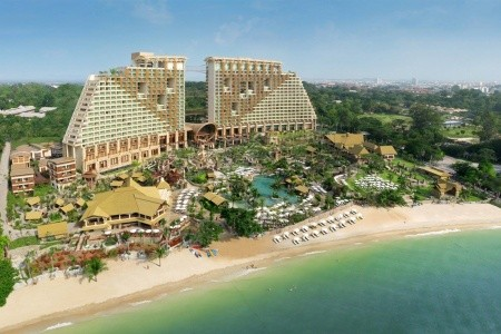 Centara Grand Mirage Beach Resort - 2021