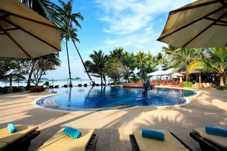 Centara Tropicana Beach Resort - hotel