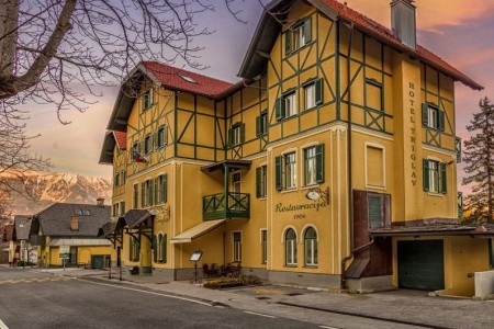 Hotel Triglav Bled - letní dovolená