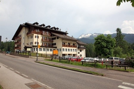 Hotel Bellamonte - v lednu