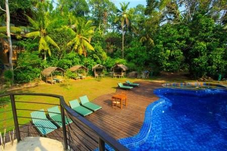 Jungle Village - plná penze