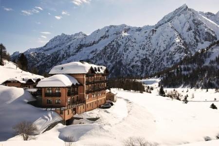 Hotel Locanda Locatori - Vánoce, Silvestr, Itálie, Tonale/Ponte di Legno