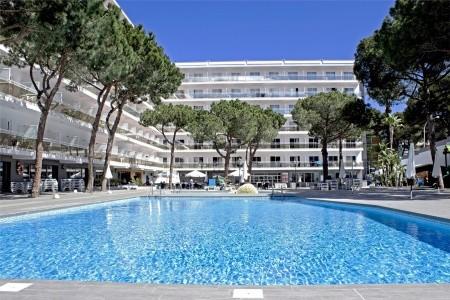 Hotel Oasis Park Salou - v září