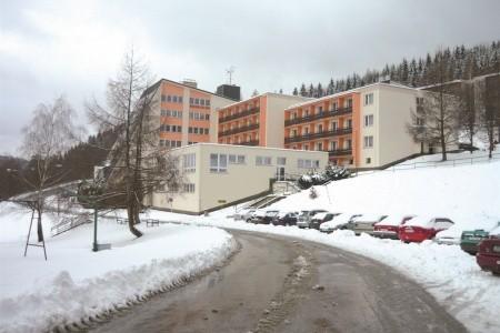 Hotel Dlouhé Stráně - Hlavní Budova, Česká republika, Jeseníky