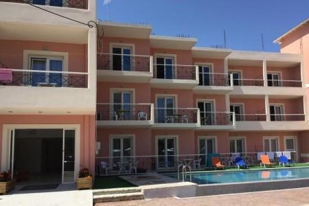 Delfini Penzion - Soai, Řecko, Lefkada