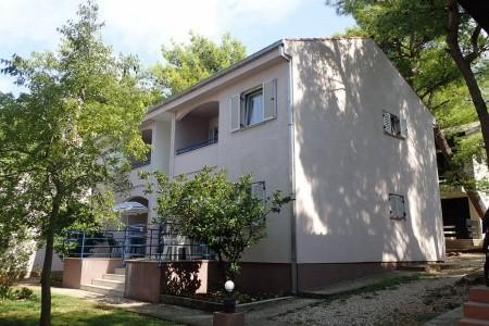 Apartmány Uranija - Chorvatsko  v červnu