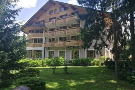 Hotel Ribno - v říjnu