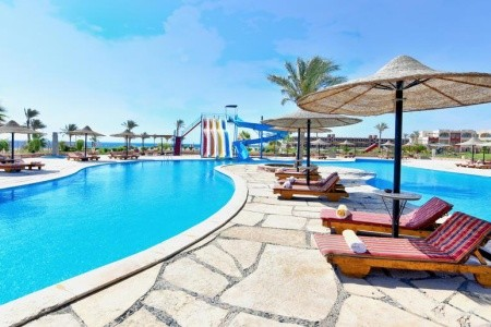 Jolie Beach Resort Marsa Alam - v březnu