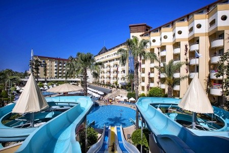 Saphir Hotel - luxusní hotely