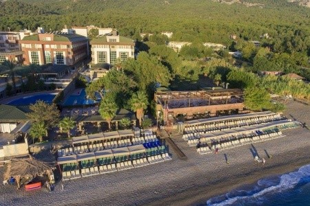 Armas Gül Beach - all inclusive