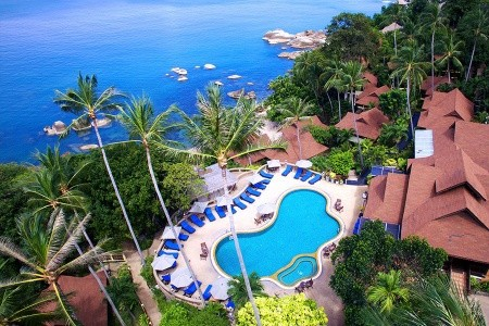 Coral Cliff Beach Resort Samui (Ex Coral Cove Chal - Last Minute a dovolená