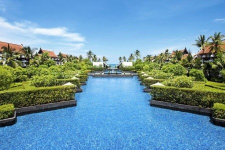 Jw Marriott Khao Lak Resort & Spa Polopenze