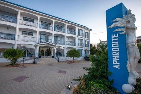 Leton Aphrodite Hotel - letní dovolená u moře