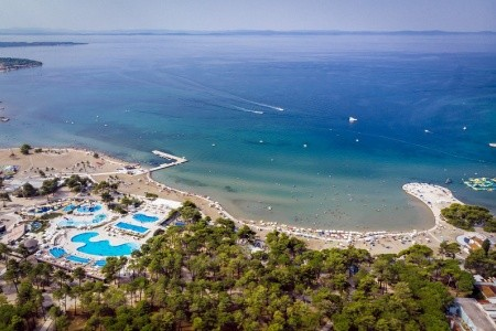 Mobilní Domy Zaton Holiday Resort, Chorvatsko, Zaton