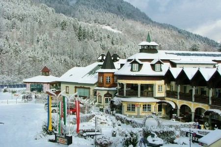 Hotel Raxalpenhof S Bazénem – Reichenau An Der Rax - Last Minute a dovolená