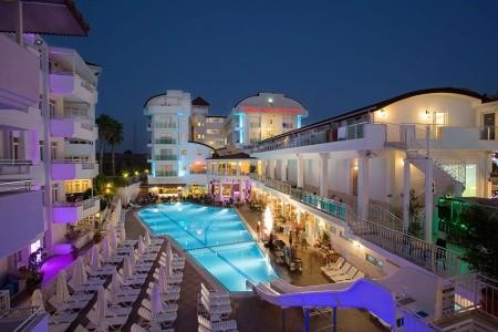 Merve Sun Hotel Und Spa - luxusní dovolená