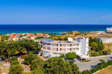 Sempati Hotel - Kypr v listopadu