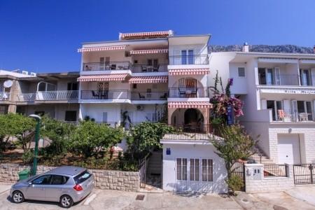 Apartmány Rosika, Chorvatsko, Makarská riviéra
