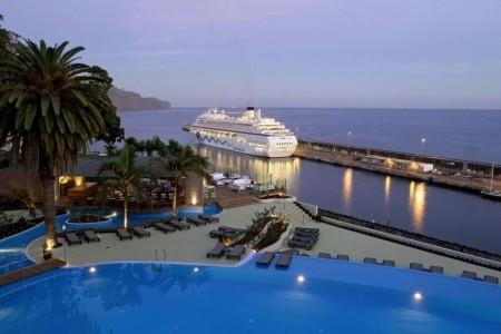 Pestana Casino Park Ocean & Spa - v lednu