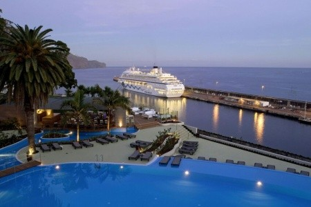 Pestana Casino Park Ocean & Spa - lázně