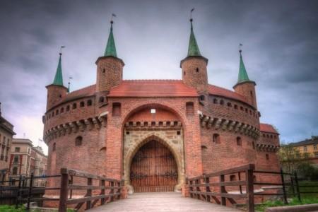 Adventí Krakov - v prosinci