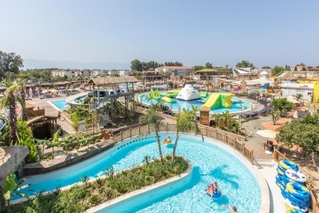 Atlantique Holiday Club, Turecko, Kusadasi