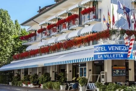 Hotel Venezia & La Villetta*** - Jesolo Lido Centro