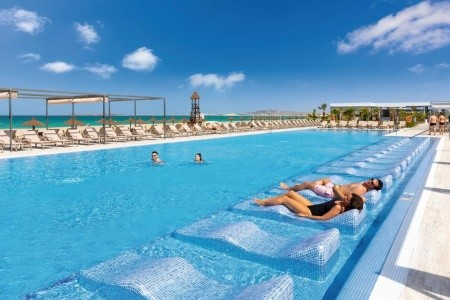Riu Palace Boavista - first minute