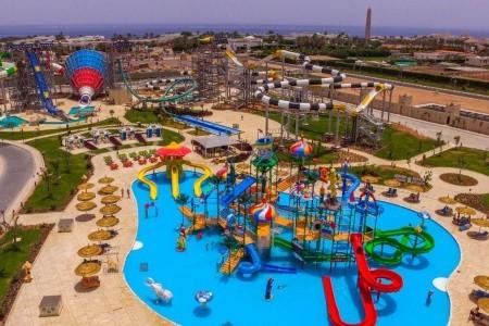 Pickalbatros Aqua Park - v říjnu
