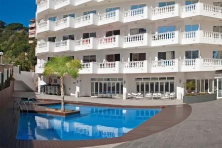 Hotel Bernat Ii - zimní dovolená u moře