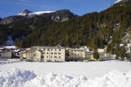 Villa Soggiorno Dolomiti - v únoru